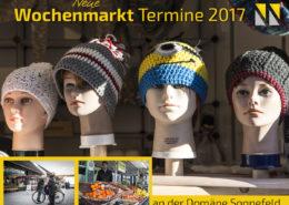 Wochenmarkt Termine Domäne Sonnefeld