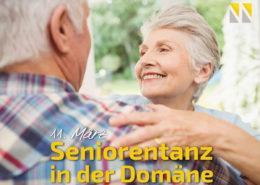 Seniorentanz in der Domäne