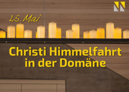 Himmelfahrt in der Domäne