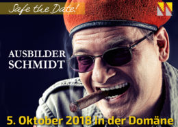 Ausbilder Schmidt Domäne Sonnefeld