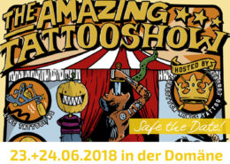 The Amazing Tattoo Show Sonnefeld