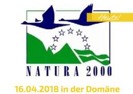Natura 2000 in der Domäne