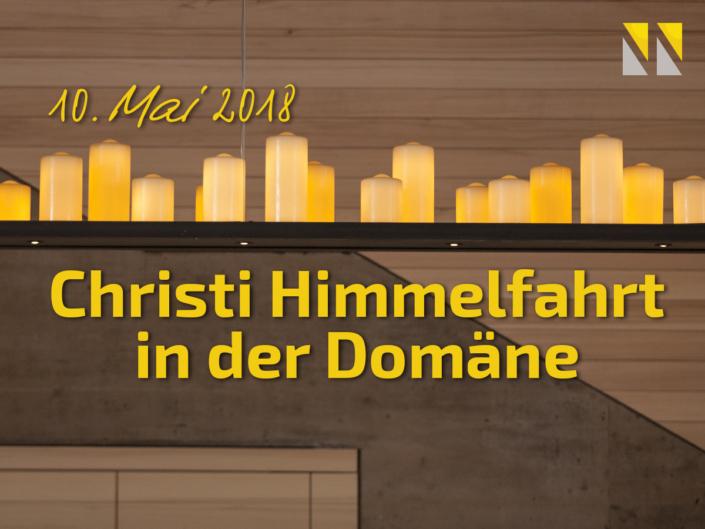 Himmelfahrt an der Domäne