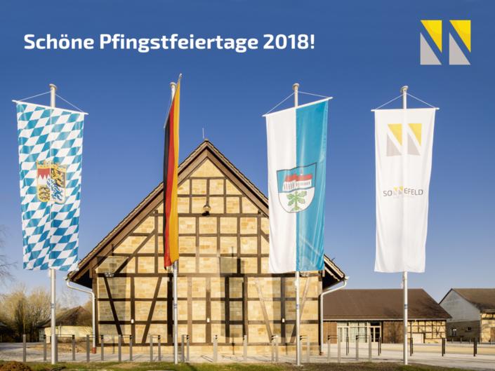 Pfingsten 2018