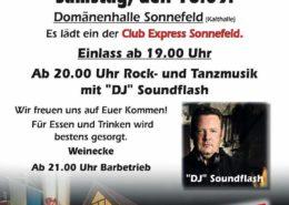 Sonnefelder Kirchweih 2017
