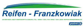 Logo Reifen Franzkowiak